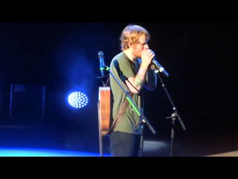 Ed Sheeran,  Make It Rain,  Red Rocks   June 30, 2015
