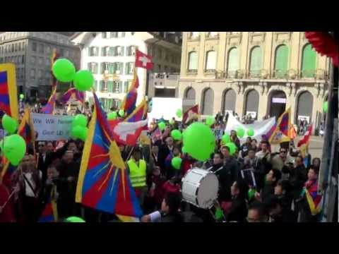 Flame of Truth in Bern, Switzerland 3rd Nov. 2012