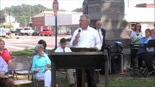 Cry Out America payer event in Dyersburg, Tenn. Thumbnail