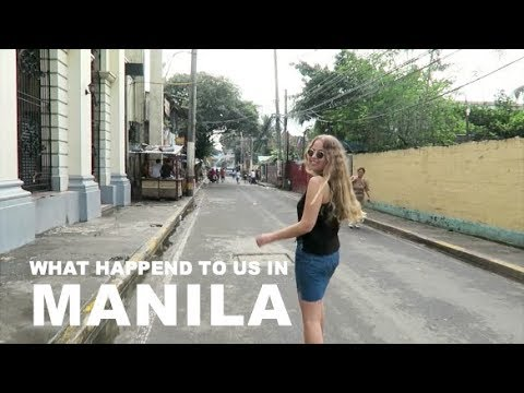 Is Manila safe for tourists? | exploring the most dangerous city in Southeast Asia