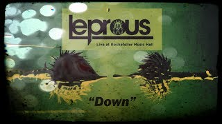 Leprous - Down I Live At Rockefeller Music Hall