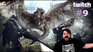 Game Rating Review Weekly TWITCH Stream: Monster Hunter World #9 with Nick & David (08/22/18)