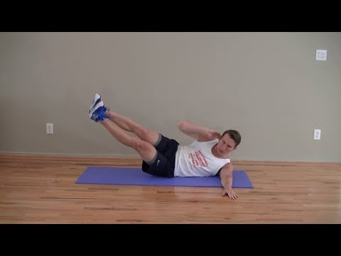 Workouts For Love Handles