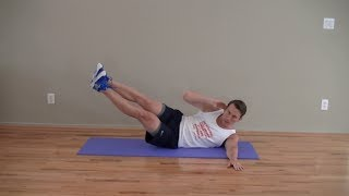 12 Min Obliterating Oblique Workouts for Love Handles Exercises - HASfit Get Rid Of Love Handles