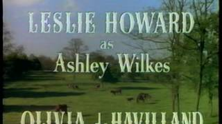Opening To Gone With The Wind 1985 VHS [Tape 1]
