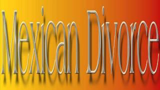Burt Bacharach ~ Mexican Divorce