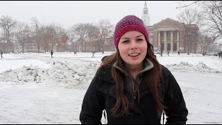 Happiest Moment at Dartmouth - Mirror Exclusive