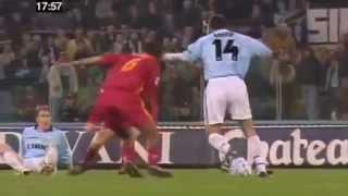 Serie A 1997-1998, day 24 Lazio - Roma 2-0 (Boksic, Nedved)
