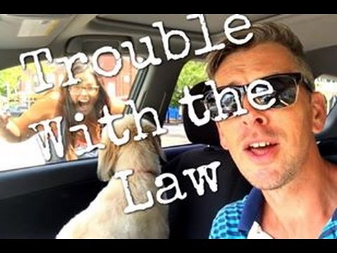 Trouble With The Law In South Carolina.