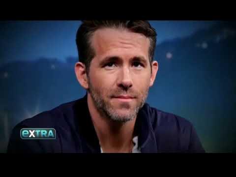 Céline Dion et Ryan Reynolds-Extra-3 Mai 2018