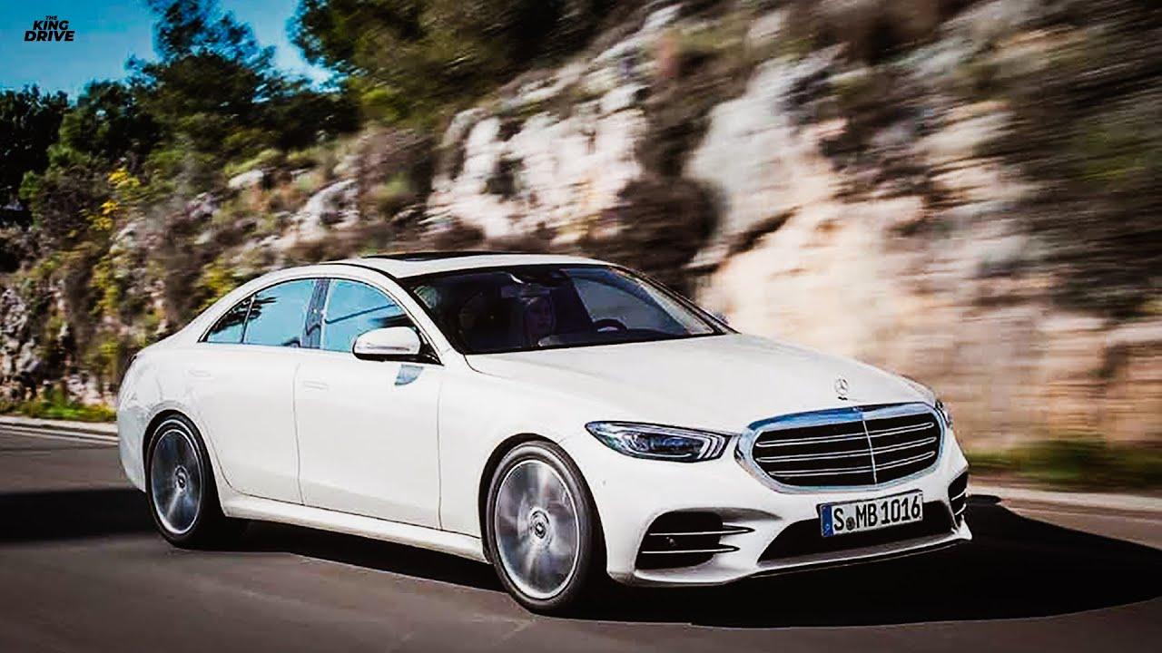 Новый Mercedes-AMG S63 W223 получит отдачу в 800 л.с.// Nissan GT-R R36 может стать гибридом