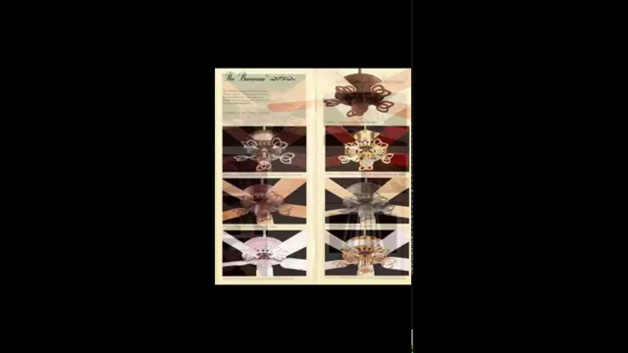 Quorum Ceiling Fan Catalog From 1997