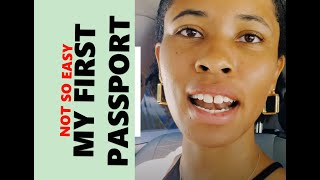 Passport Diary | How to apply for your first passport at the post office