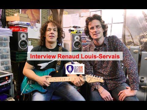 Interview Renaud Louis-Servais