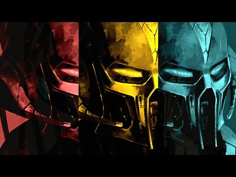 Mortal Kombat XL - TRIBORG - Fatalities & X-Rays Gameplay (MKXL)