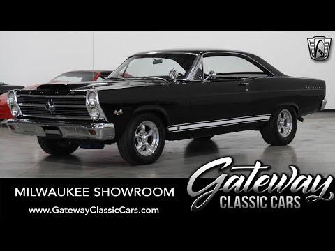 1966 Ford Fairlane, Gateway Classic Cars-Milwaukee #840