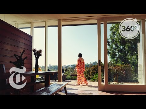 Inside a Renovated Midcentury Masterpiece | The Daily 360 | The New York Times