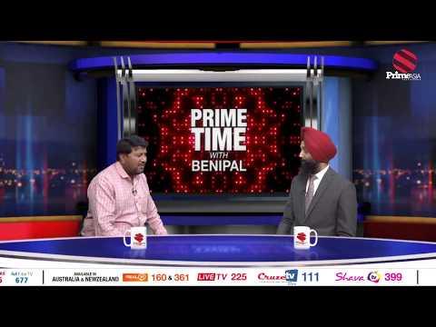 Jasbir Jass - PrimeTime With Benipal
