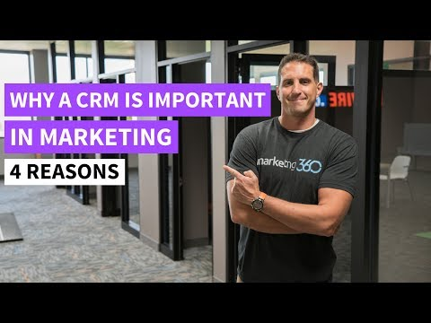 Why CRM is Important In Marketing - 4 Reasons