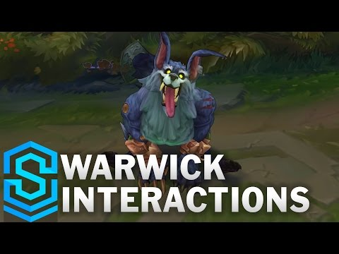 Warwick Special Interactions