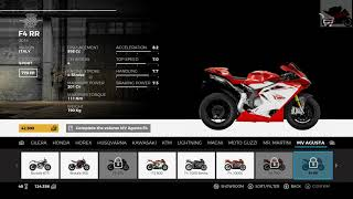 RIDE 3 | Full Bike & Track List (Xbox One X)