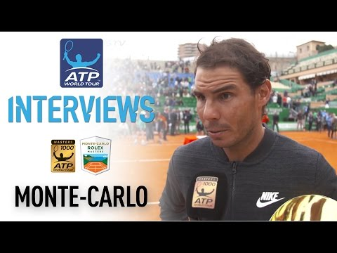 Nadal Thrilled With Title At Monte-Carlo 2017