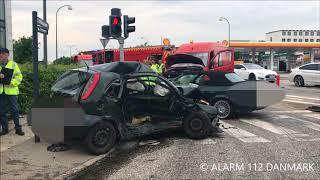 28.05.2018 Kvinde død i ulykke, Herlev