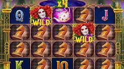 👑 The Wild Hatter Big Win Respin Feature 💰 (Red Tiger Gaming).