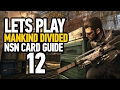 Deus Ex Mankind Divided Guide - How To Get NSN Card/Plant Whisper-Chip In TF29 Without NSN Card