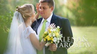 Alena & Yaroslav Wedding day 2015 Kolya Lavrinovich Свадьба