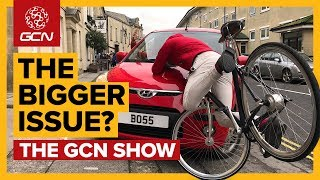 Are Helmets Just A Distraction From The Bigger Issue? | The GCN Show 308