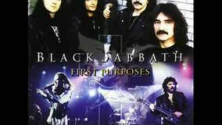 Black Sabbath - Cross of Thorns Live (1st gig of tour)