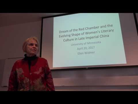 Dream of the Red Chamber and Women's Literary Culture in Late Imperial China