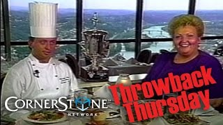 Dinner at the Triangle Restaurant | At Home With Arlene Williams