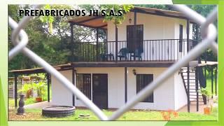 Casas Prefabricadas en Cali Colombia