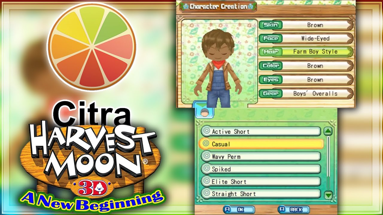 harvest moon a new beginning how to get married