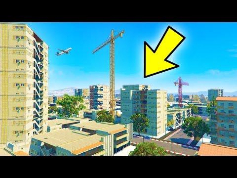 SECRET CITY IN NORTH YANKTON!! (GTA 5 Mods)
