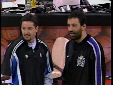 Report on Vlade Divac