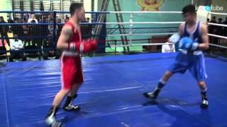 Чемпионата по боксу Сухопутные войска (1-ый бой)
