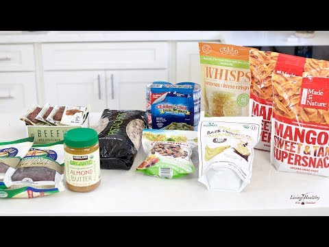 11 Healthy Travel Snacks (Paleo, Gluten-free)