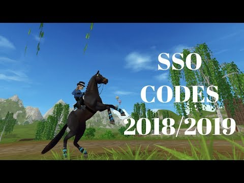 SSO CODES 2018/2019 | Star Coins & Star rider & more | Star