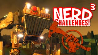 Nerd³ Challenges! The Boxing Day Bashup! - Red Faction: Guerrilla