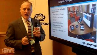 Enterprise Connect 2015: Crestron Demos Second Generation RL 2 Lync Room System