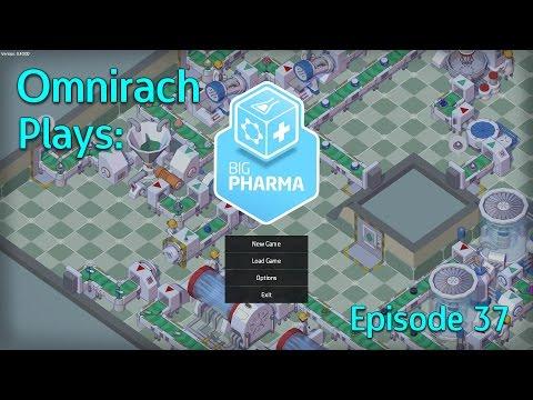 Omnirach Plays! Big Pharma Beta #37 - Cornering The Market