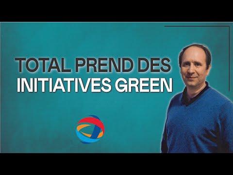 Le Canap' - Comment un grand groupe comme Total prend des initiatives green