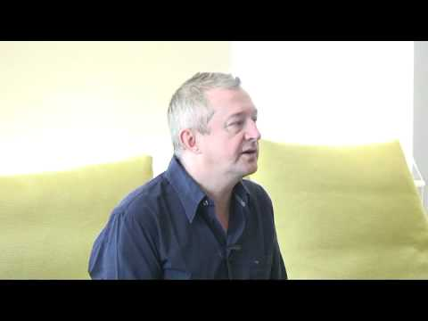 X Factor Judge Louis Walsh Interview in May Fair Hotel