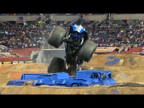 Monster Jam World Finals 20 XX Son-Uva Digger Freestyle - Orlando Florida 2019 05/11/19