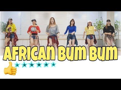 africa-bum-bum---line-dance-손동작을함께할수있어쟁시있고씐나는라인댄스작품