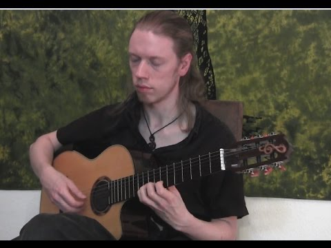 Estas Tonne - The Song of the Golden Dragon FULL TAB showcase by Hannes Zedel