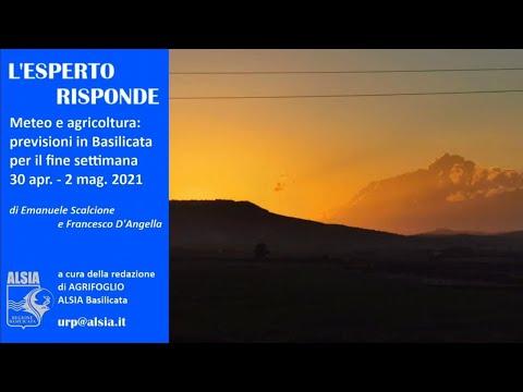 Basilicata, temperature in decisivo aumento il 30 ...